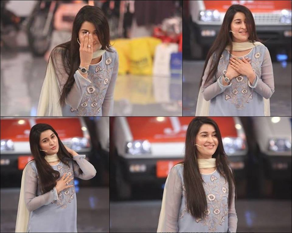 Shaista Lodhi Come Back On Hum Tv