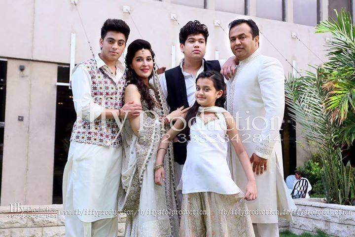Shaista Lodhi Revealed Her husband Photo