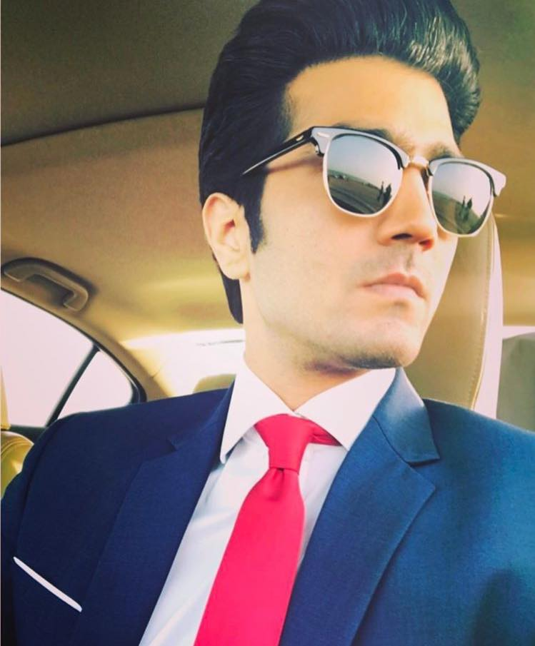 Shehzad Sheikh Looking Very Dashing