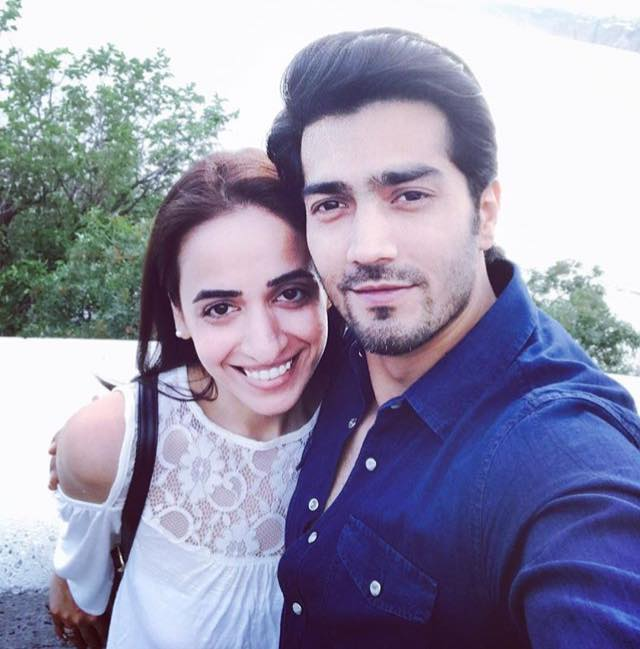 Shehzad Sheikh With His Wife Taking Selfie In Turkey