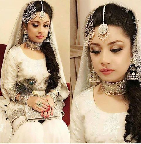 Sidra Batool On Her Nikkah
