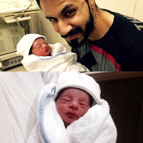Singer Mustafa Zahid Blessed With Baby Boy