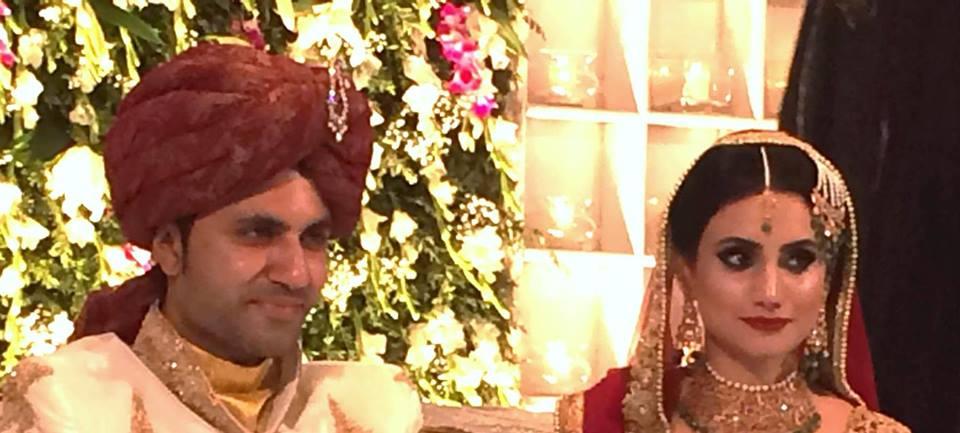 Singer Mustafa Zahid Got Married