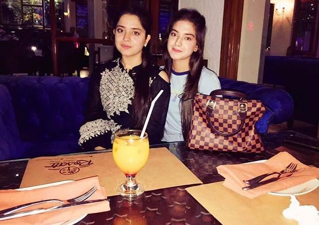 Sisters Arisha & Sara