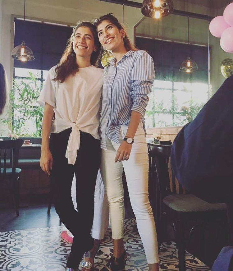 Sisters Syra & Palwasha