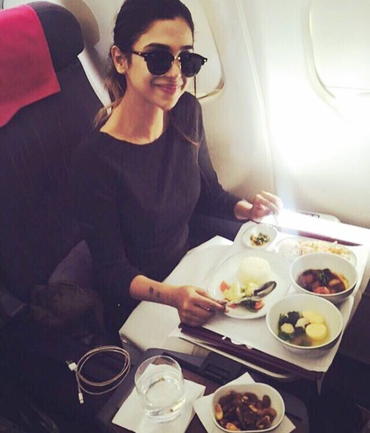 Sonya Hussyn On Route To Bangkok