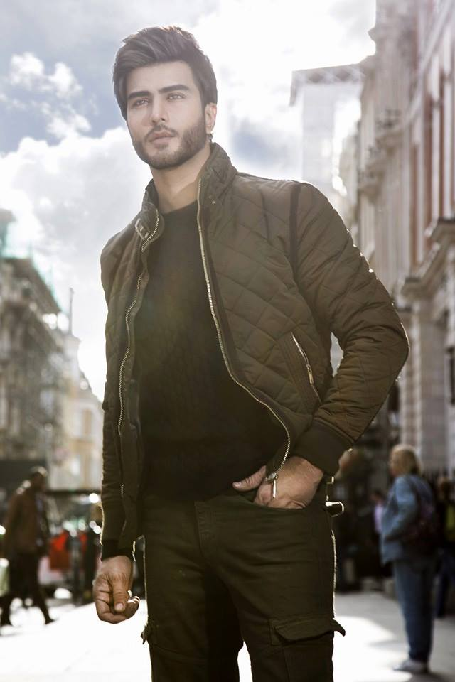The heartthrob Imran Abbas on the cover of VISAGE