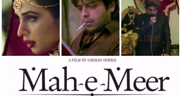 Upcoming Pakistani Movie Mah-e-Meer