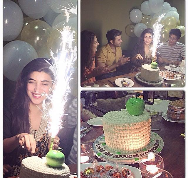 Urwa Hocane Celebrates Her Birthday