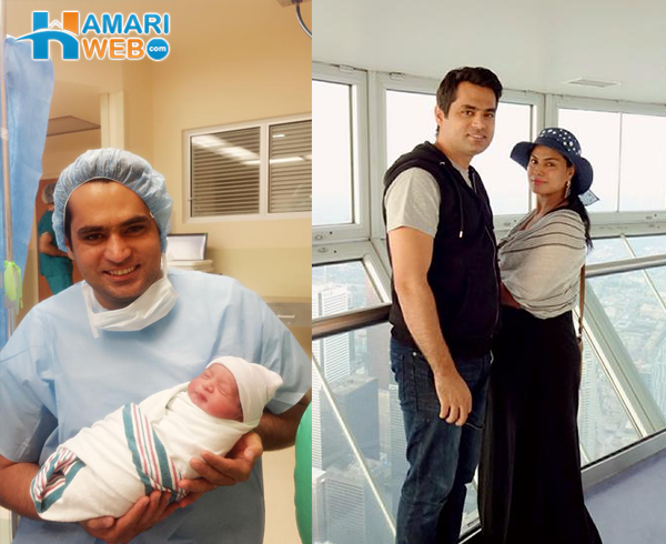 Veena Malik And Asad Bashir Blessed With Baby Boy