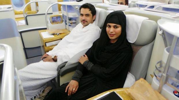 Veena Malik Going for Umarh