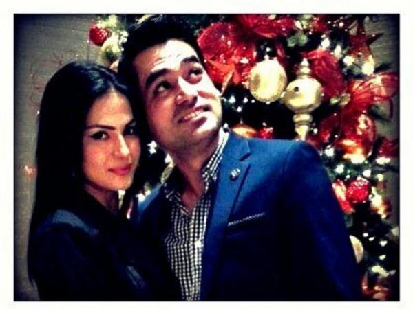 Veena Malik Got Married with Businessman Asad Bashir Khan