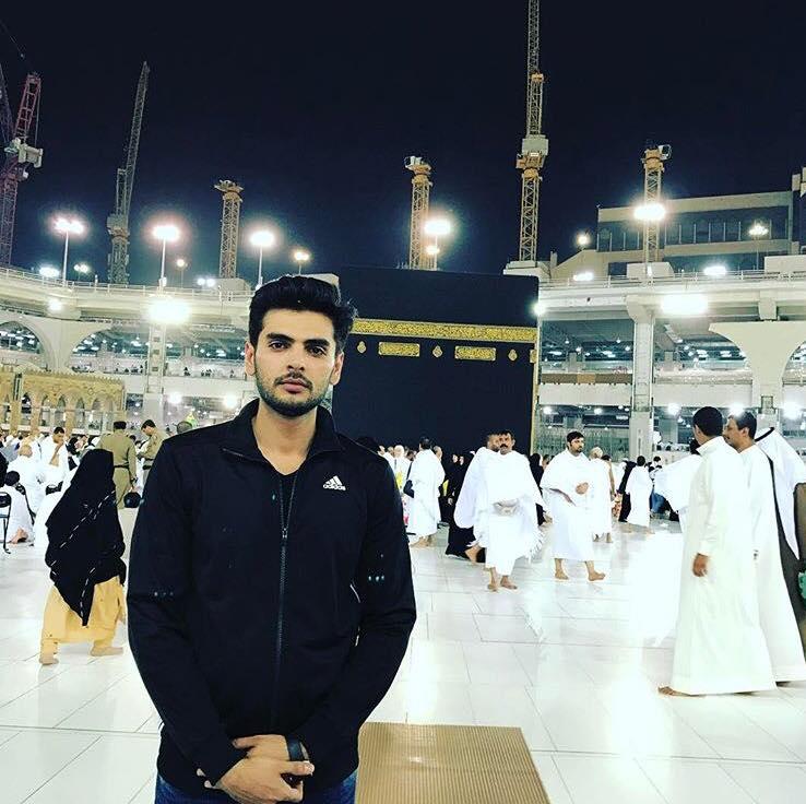 Yasir Shoro In Makkah