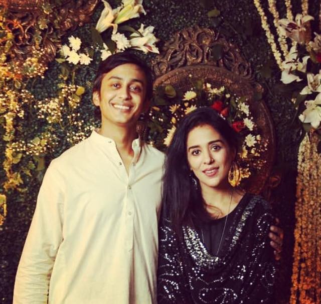 Yasra Rizvi With Her Hubby