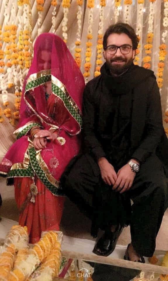 Zara Noor Abbas & Asad Siddiqui's Dholki In Karachi