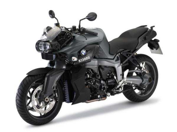 BMW K1300 - Dhoom 3 Bike