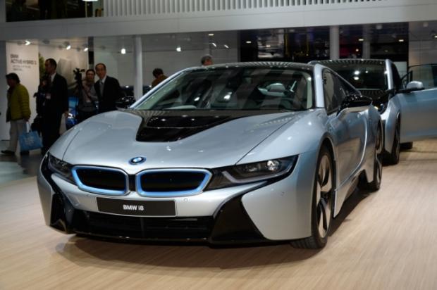 Bmw I8 Autos Images Photos