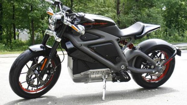 Harley Davidson Electric Bike