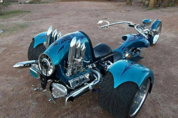 Power Trike Rad Chopper