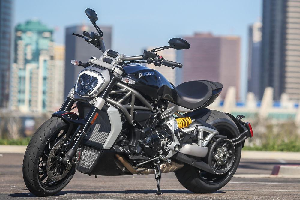 SSB 2016 Ducati Xdiavel