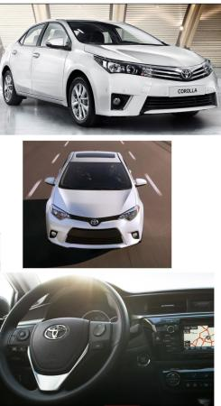 Toyota Corolla 2014 Model - Pakistan