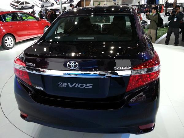 Toyota VIOS 2014 - Autos Images & Photos
