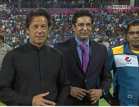 Imram Khan Wasim Akram & Waqar Younus Legend Fast Bowlers