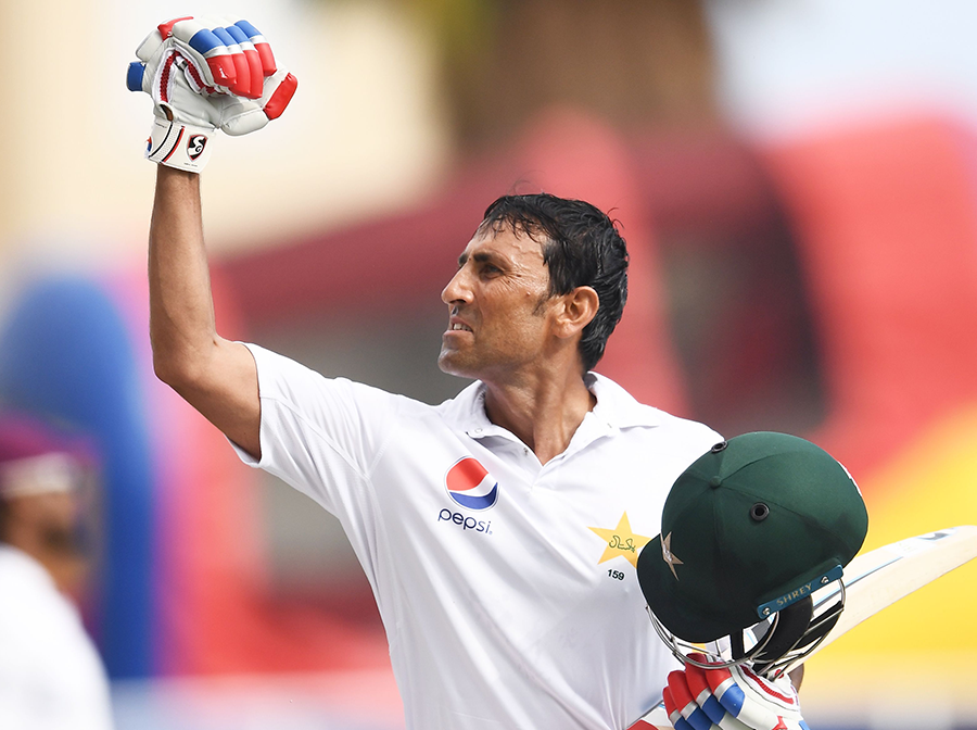 Today Is The 42nd birthday Of The Legend Younis Khan!