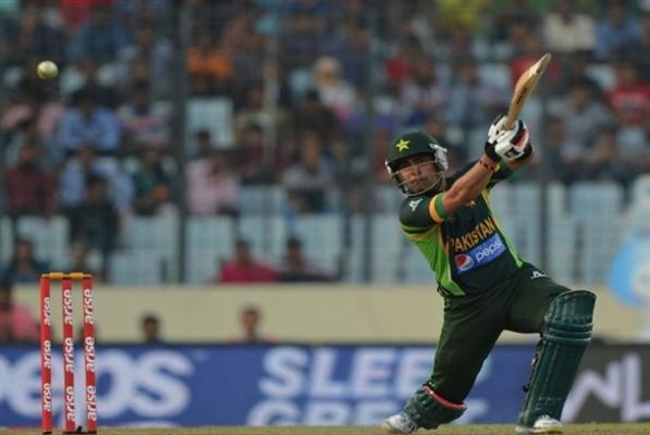 Umar Akmal Makes It Into The Final 15 for World Cup