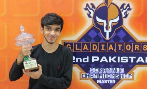 14 Year Old Imad Ali Becomes Youngest Ntional Champion Of Scrabble History