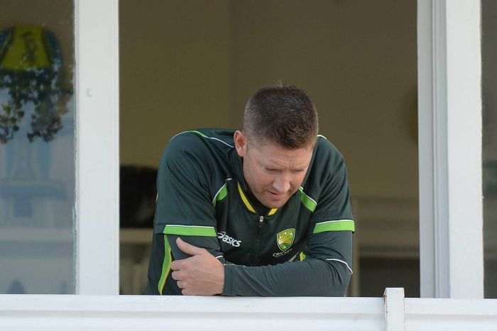 After Ashes Series Defeat Michael Clarke Announces Test Retirement