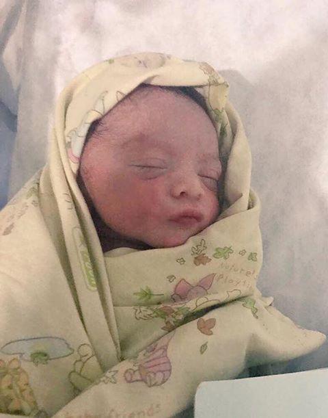 Ahmad Shahzad Newly Born Baby Boy