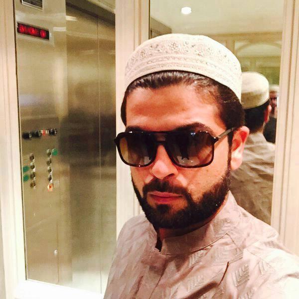 Ahmed Shehzad Jumma Selfie