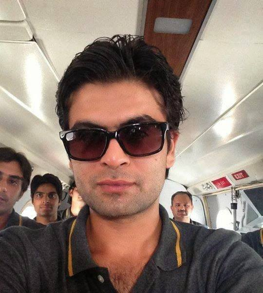 Ahmed Shehzad New Look