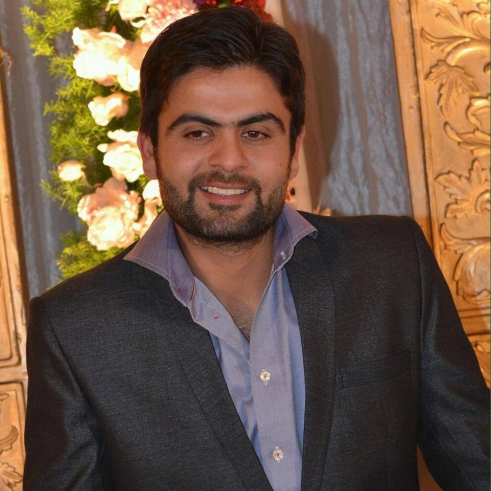 Ahmed Shehzad Recent Click