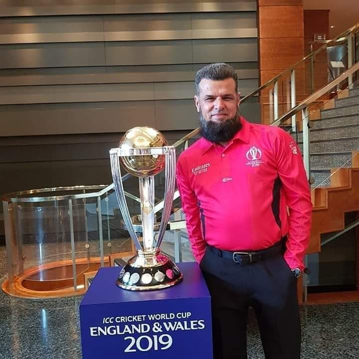 Aleem Dar Will Retire After WC 2019 Final