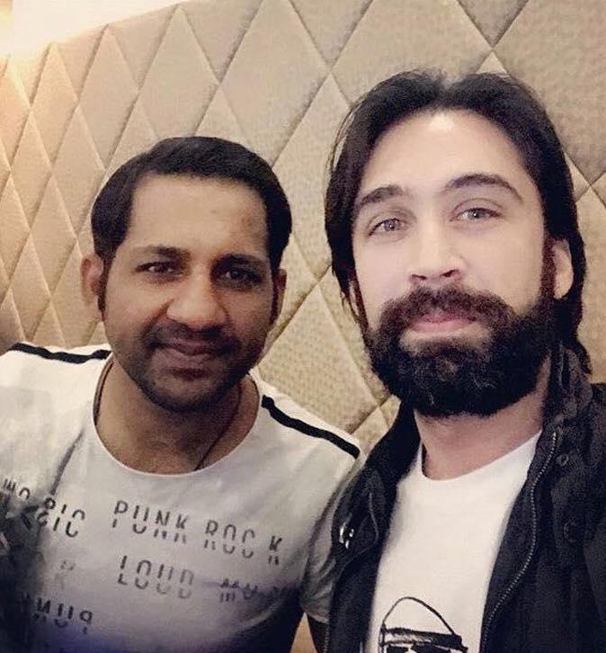 Ali Rehman Khan & Sarfraz Ahmed