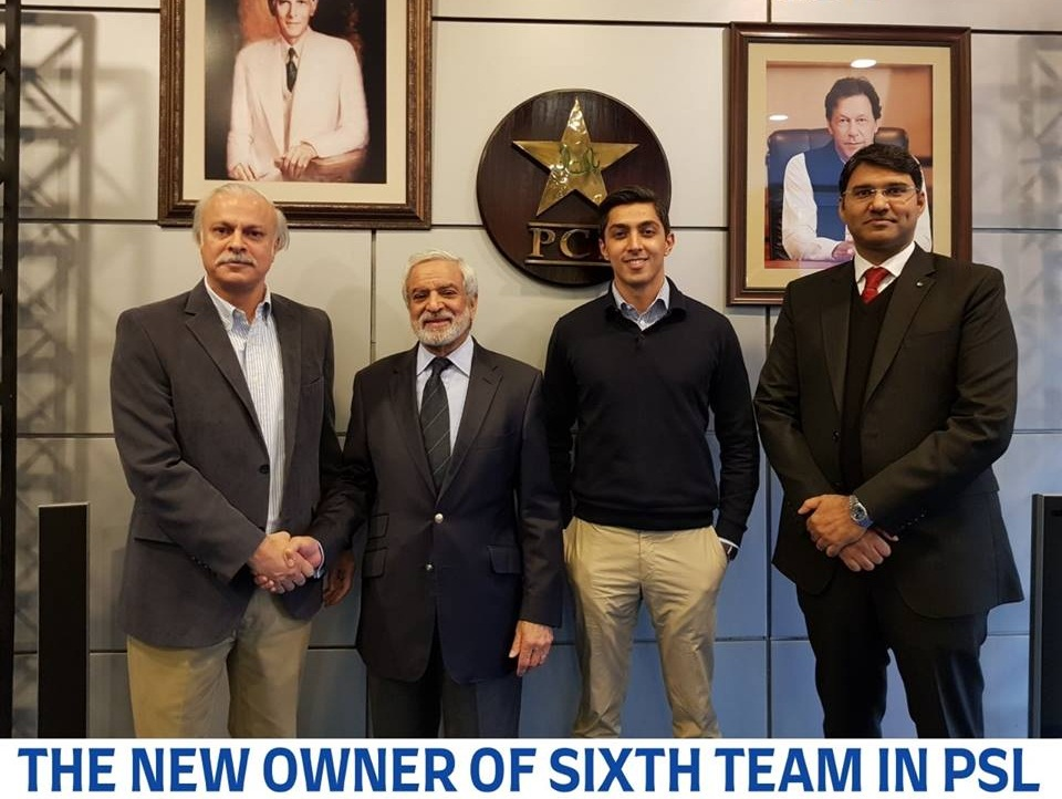 Ali Tareen Has Won The Franchise Rights For The Sixth Team