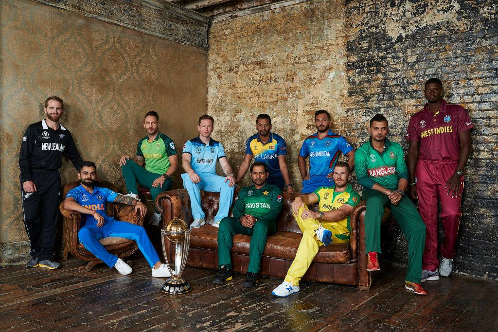 All The Ten Captains Of World Cup 2019