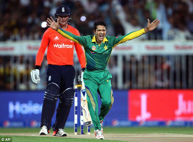 Amir Yamin Name Is Include In ODI Squad For NZ Tour