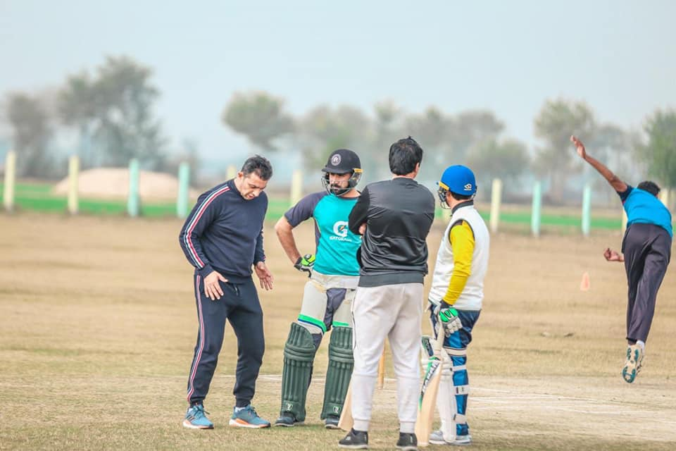 Azhar Mahmood Has Taken The Charge Of Multan Sultans Camp