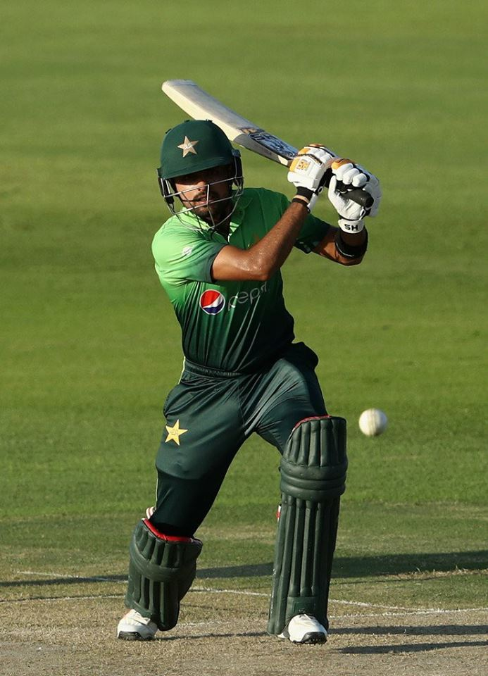 Babar Azam Is First Batsman In ODI To Score 5 Consecutive Centuries In One Country