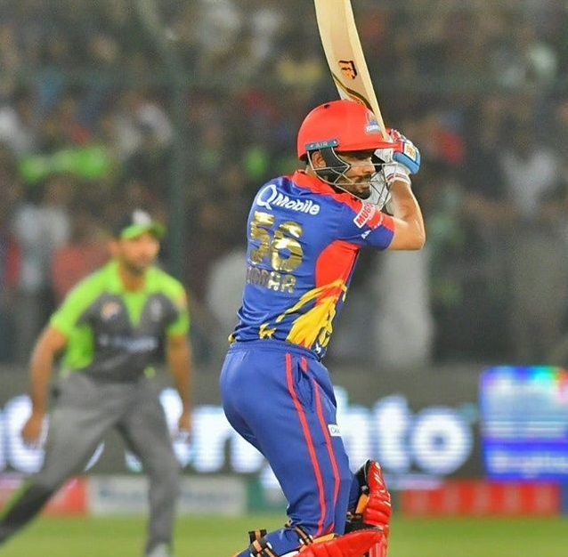 Babar Azam Is The Highest Run Scorer Of PSL 5 So Far