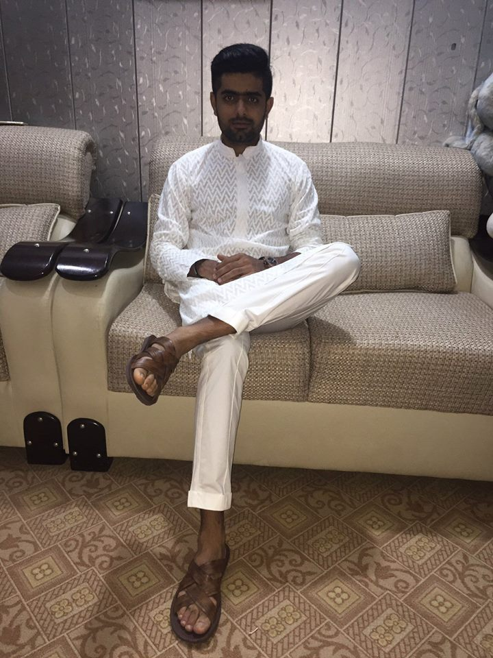Babar Azam On Eid