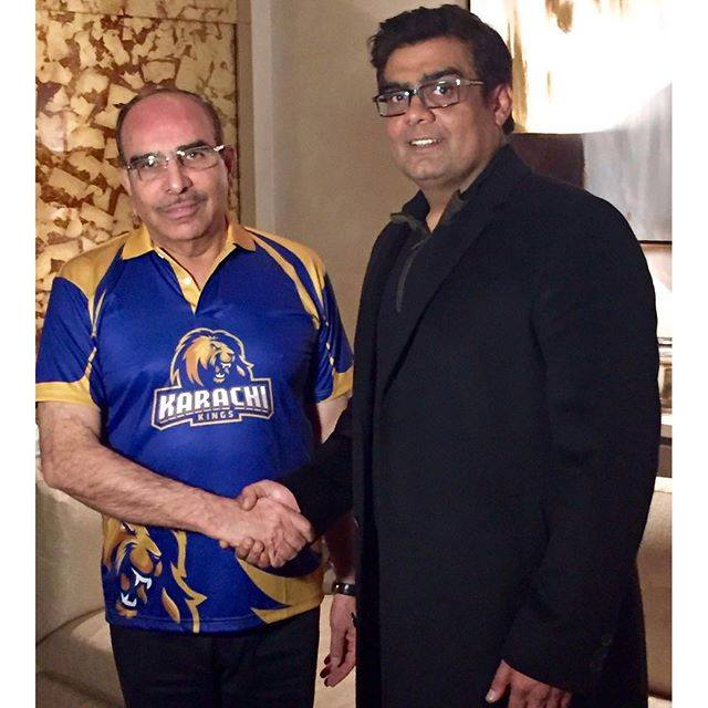 Bahria Town signs on to become the main sponsor for Karachi Kings