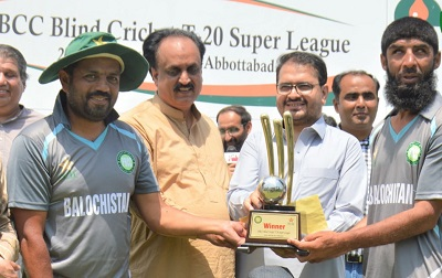 Balochistan Defeated Sindh By 26 Runs To Lift The Trophy