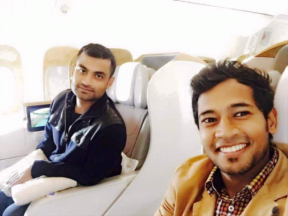Bangali Tigers in PSL - Tamim Iqbal and Mushfiqur Rahim