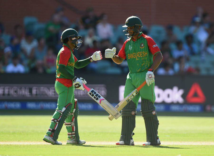 Bangladesh Beat New Zealand By 5 Wickets