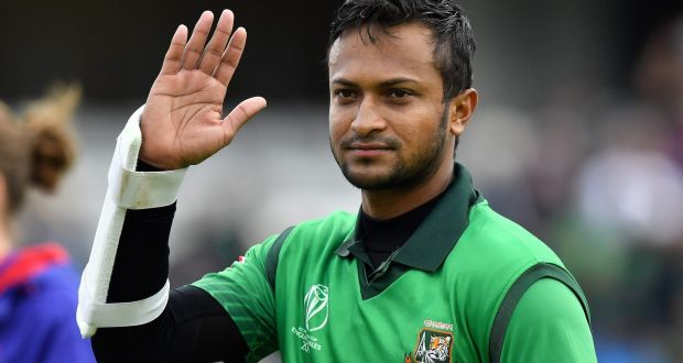 Bangladesh Captain Shakib Al Hasan Banned From Cricket For Breaking Anti-Corruption Code