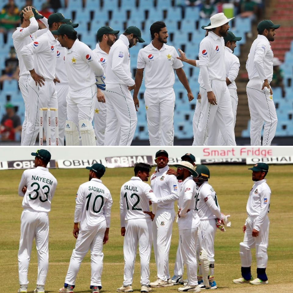 Bangladesh Says NO For Test Series In Pakistan, They Will Only Play 3 T20I's